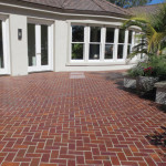 brick outdoor