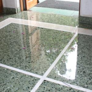Pellegrino Stone Care TERRAZZO Pellegrino Stone Care - How to care for terrazzo floors