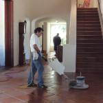 pavers interior honing
