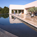 exterior pool honing