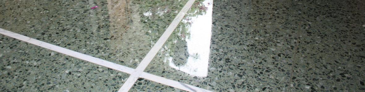 Terrazzo Tile Floor