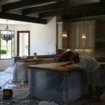 marble countertop sealing
