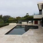 flagstone onyx pool floor
