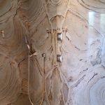 marble shower shine