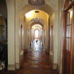 pavers hallway